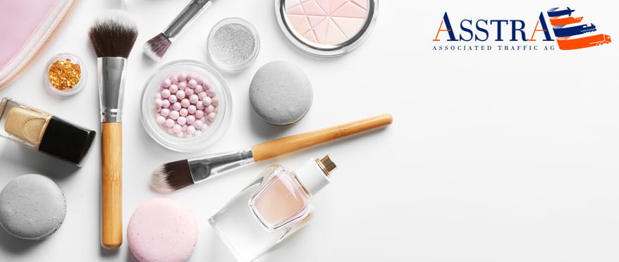 Cosmetics and Perfume Products with AsstrA